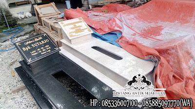 Gambar Kuburan Marmer, Kijing Makam Marmer, Makam Marmer Tulungagung