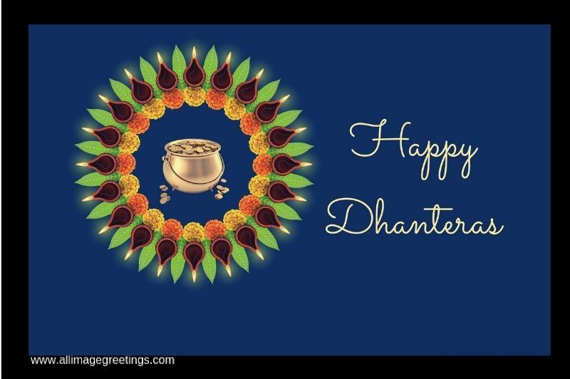 Dhanteras greetings