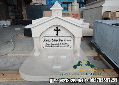 Nisan Kuburan Kristen | Jual Nisan Makam Kristen