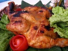 Resep ayam bakar bumbu pedas Khas Manado