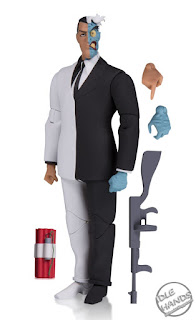 SDCC 2018 DC Collectibles Batman The Animated Series Two-Face Action Figure