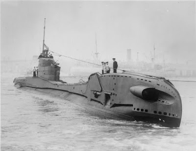 British Submarine Lost During World War 11 Found In North Sea Denmark