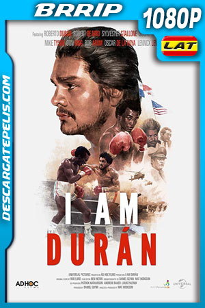 Yo soy Duran (2019) 1080p BRrip Latino – Ingles