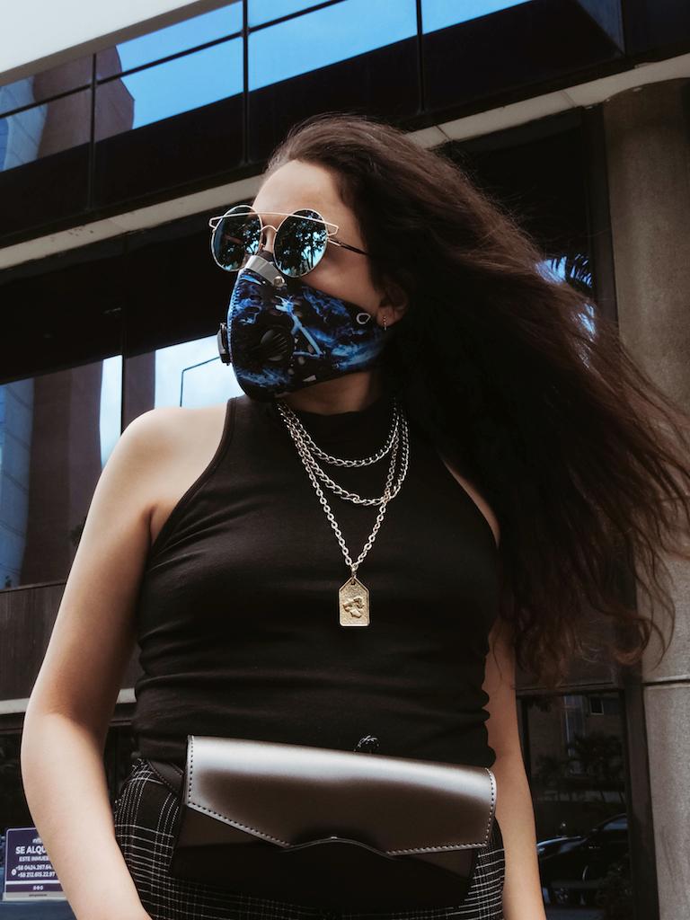 neoprene sport mask