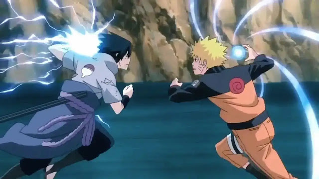 Top 10 Anime Fights