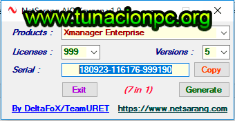 Descargar NetSarang Xmanager Enterprise Gratis