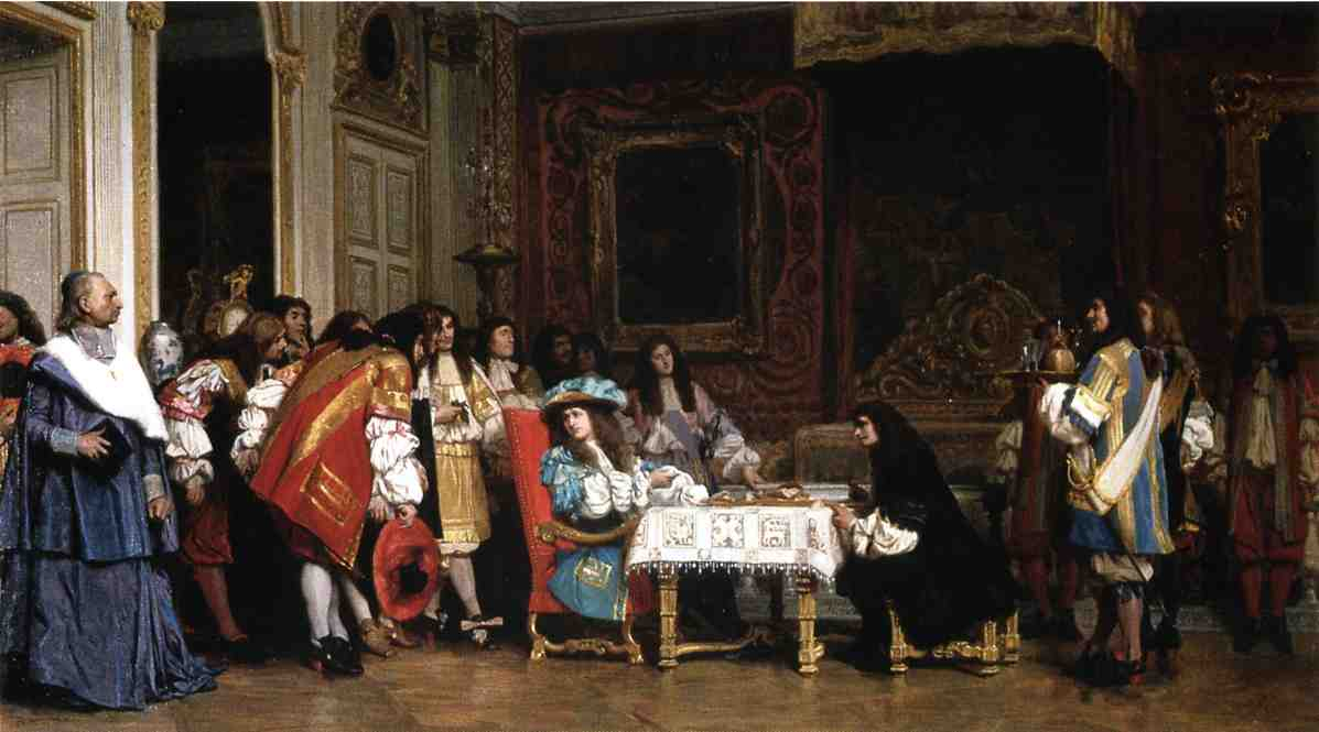 louis xiv a peek into his life and court