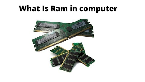 What Is Ram In Computer - Softappin
