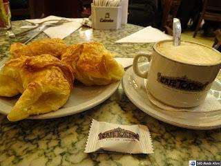 Café Tortoni - Buenos Aires - Argentina