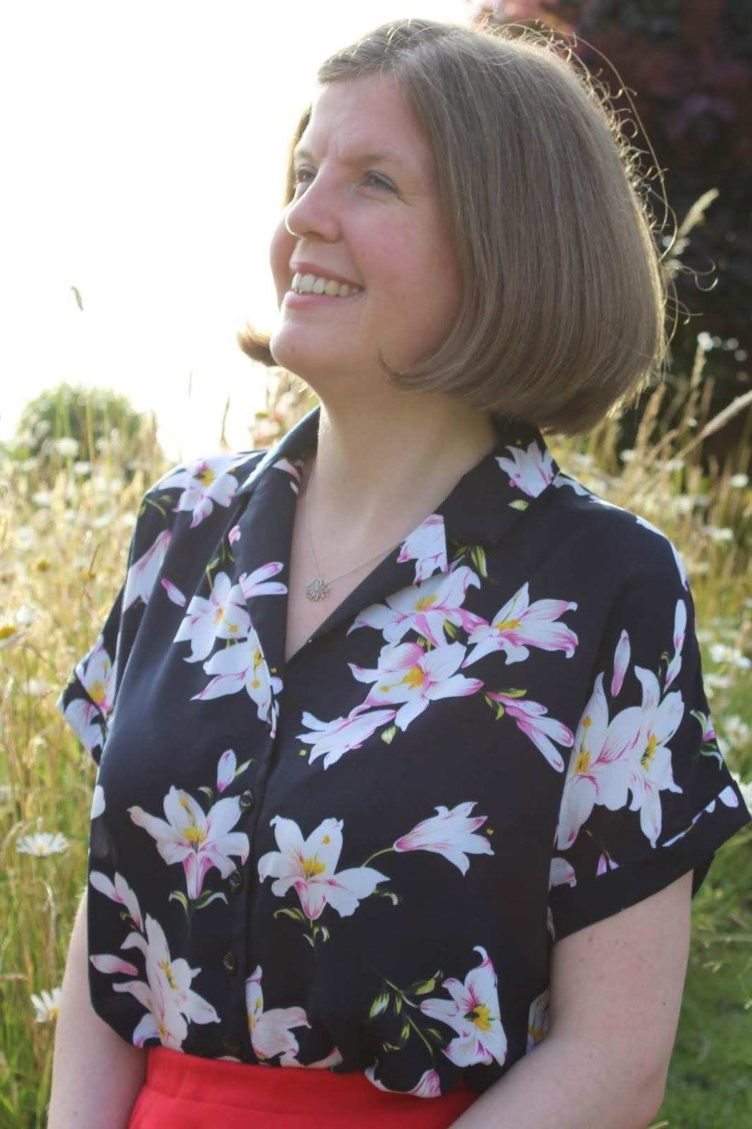 2302999aaa4a6d Nightingale   Dolittle  Sew Over It Libby Shirt