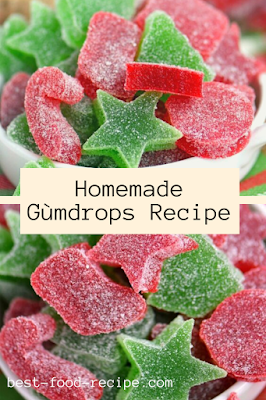 Homemade Gùmdrops Recipe