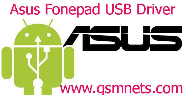 Asus Fonepad USB Driver Download