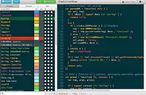 TMTheme Editor - A tool to edit & create Sublime Text themes