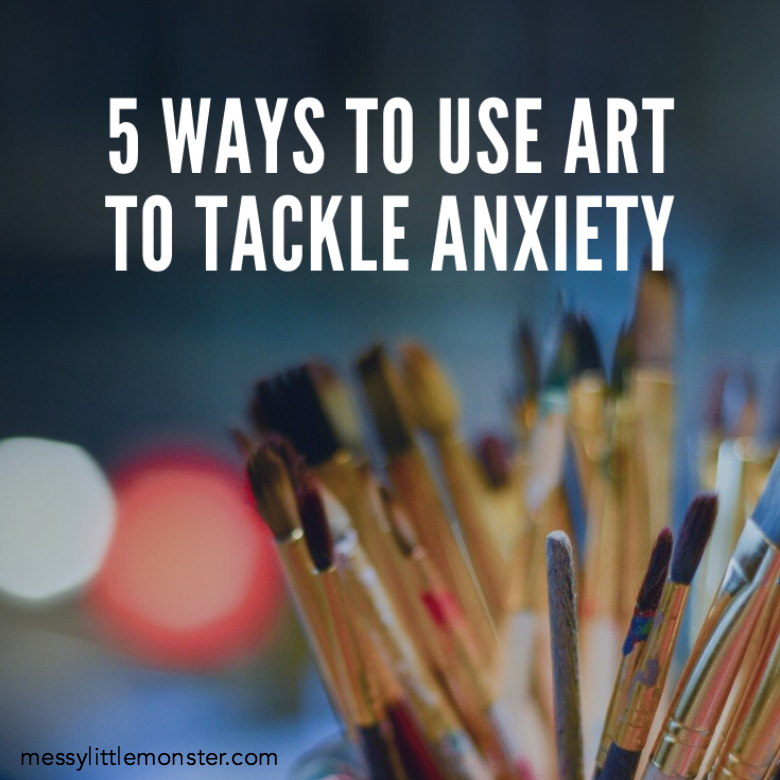 art for anxiety
