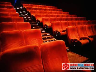 kalautau.com - Cari Tau Hilangnya Kursi I dan O di Bioskop