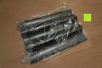 Verpackung: Amazy Baguette-Backblech – Die antihaftbeschichtete Back-Form zur Herstellung von Baguette und weiteren Gebäcken