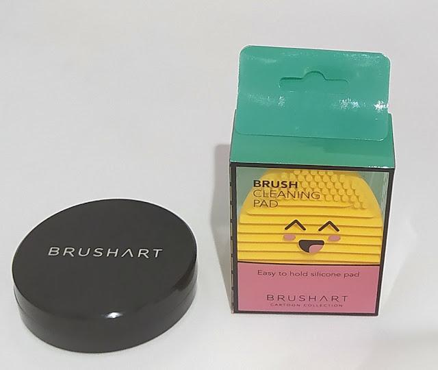 Alfombrilla limpiadora de brochas BrushArt
