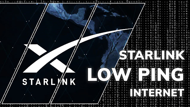 SpaceX Starlink Internet Has LOW PING!
