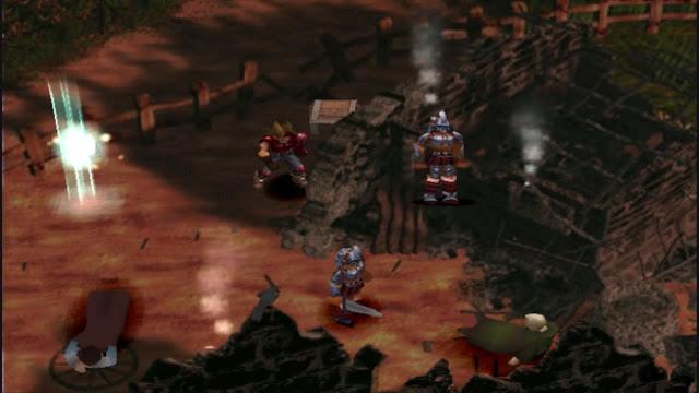 The Legend of Dragoon - PSX - Captura 4