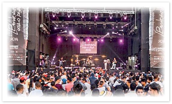 تسبب كورونا في إلغاء أحد أكبر المهرجانات المغربية