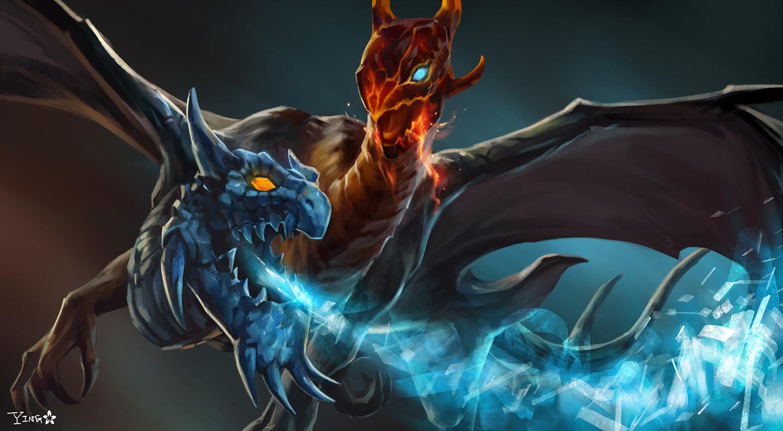 q2 - [Dota Auto Chess] 3 chess tộc Rồng và một chủng tộc mới được bổ sung thêm vào game!
