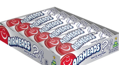 what flavor are the mystery airheads