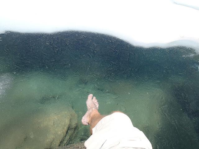 Cold Lake near Glen Pass, Rae Lakes Loop, King Canyon/Sequoia National Park