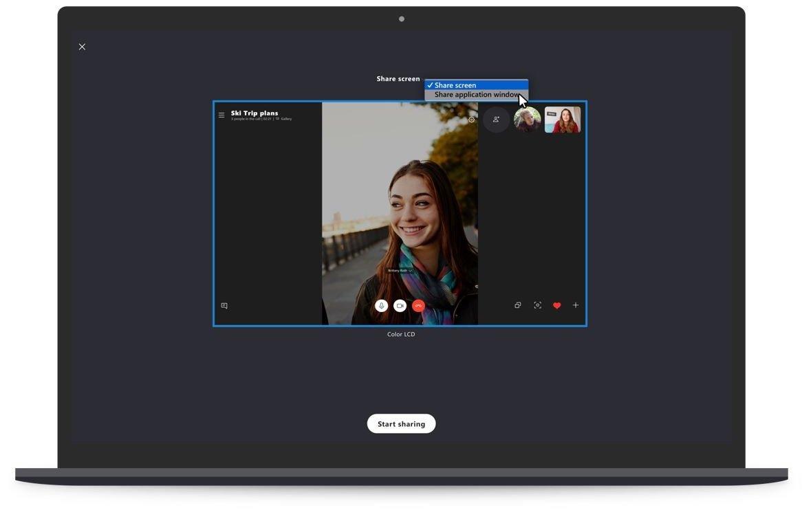 Skype-Web-condividere-schermo