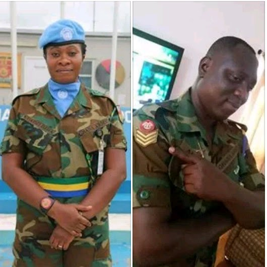 Army couple , four others killed after heavy rainfall in Ghana - Photo