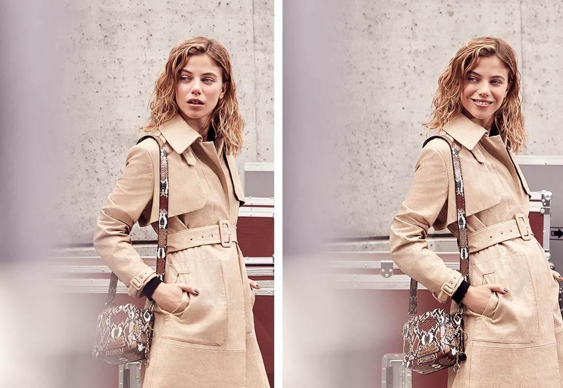 Tapados otoño invierno 2020  moda mujer.