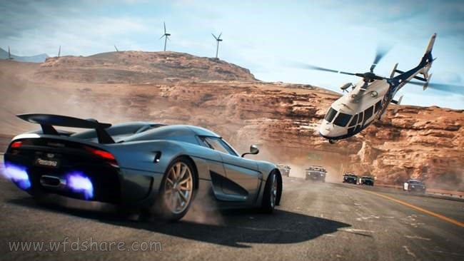 Need For Speed PayBack Repack