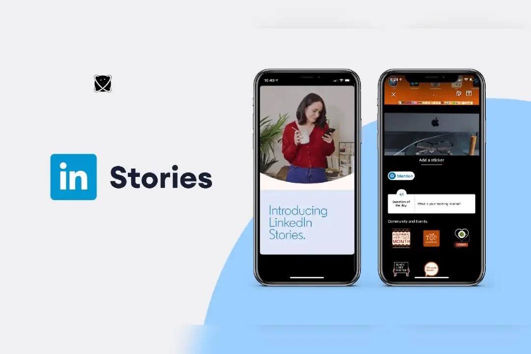 LinkedIn gives up on Stories