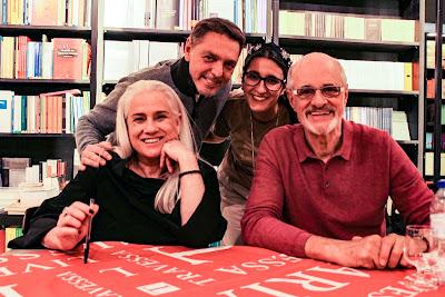 Privilégio cultural com Vera Holtz e Marcos Caruso