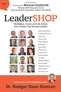 LeaderSHOP Vol 1: Workplace, Career, and Life Advice From Today's Top Thought Leaders
