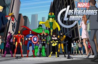 Ver Los Vengadores unidos Online