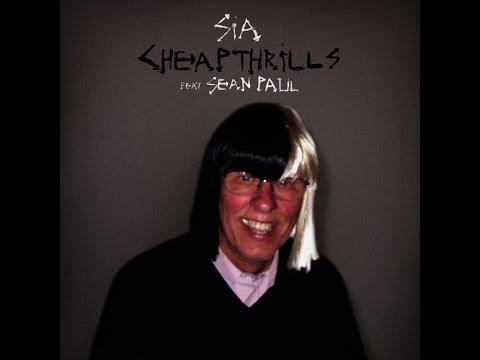 Sia - Cheap Thrills Lyrics