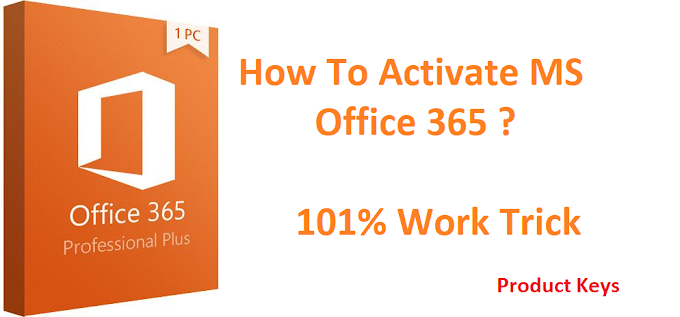 Permanently activate Microsoft Office 365 Without any software & product key | 2021 |