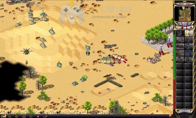 تحميل لعبة Red Alert 2 للكمبيوتر برابط مباشر مجانا