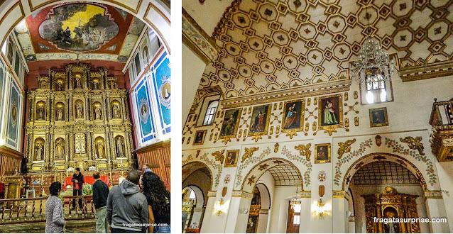 Bogotá: Igreja de La Candelaria e Igreja de San Agustín