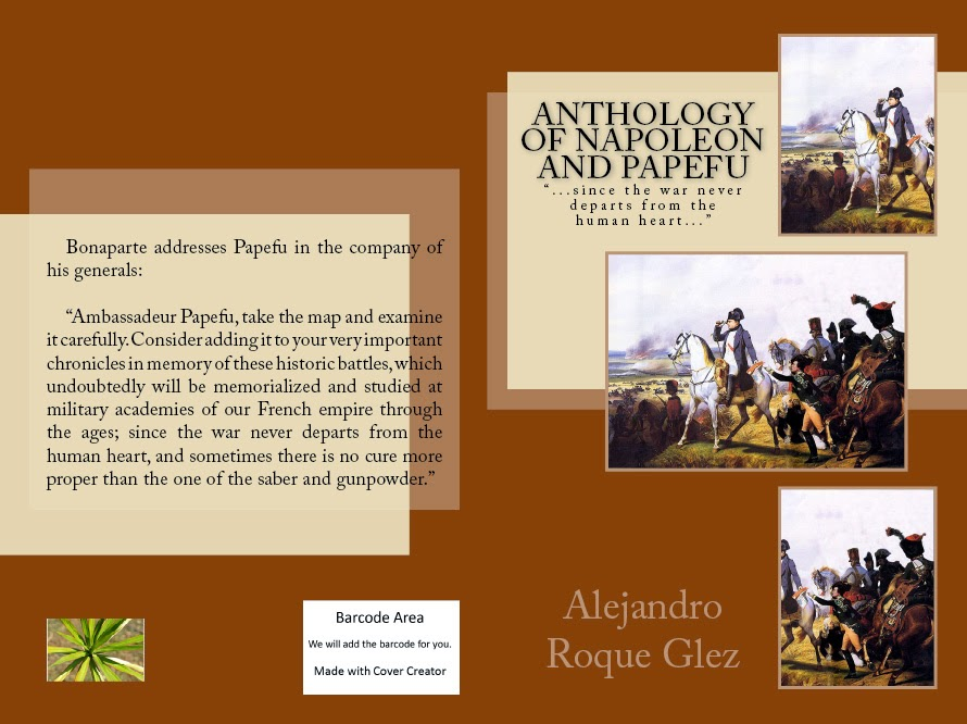 Anthology of Napoleon and Papefu at alejandroslibros.com