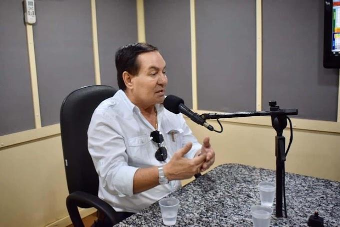 RÉGIS DESCARTA CANDIDATURA AO GOVERNO DE PERNAMBUCO E DIZ QUE DISPUTARÁ VAGA À ALEPE