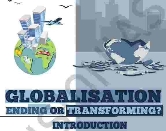 What is Globalisation PDF | Ending or Transforming?