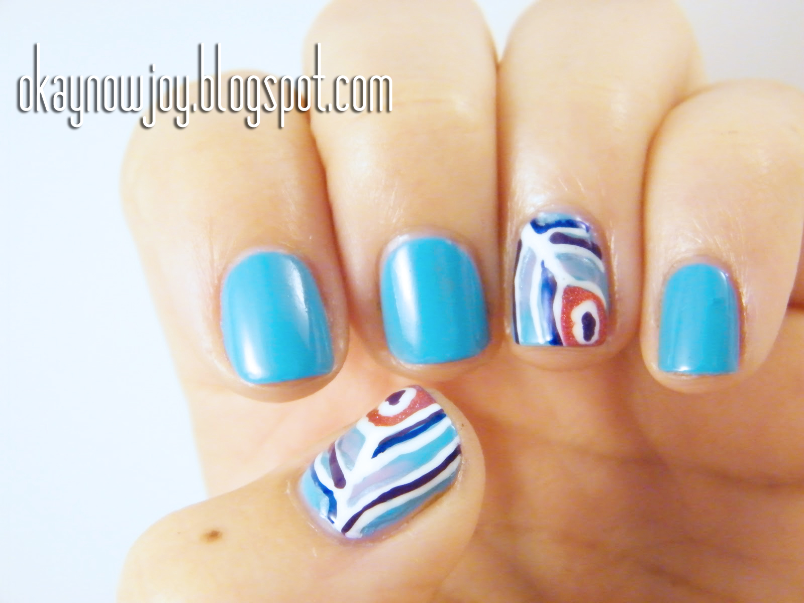 supa nails colorful gold - photo #33