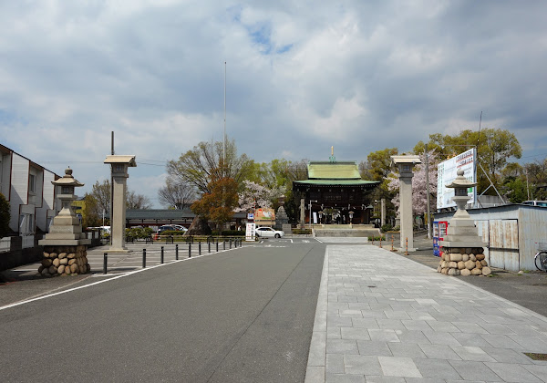 石切剣箭神社