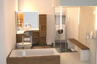 Natural Universal Bathroom Design
