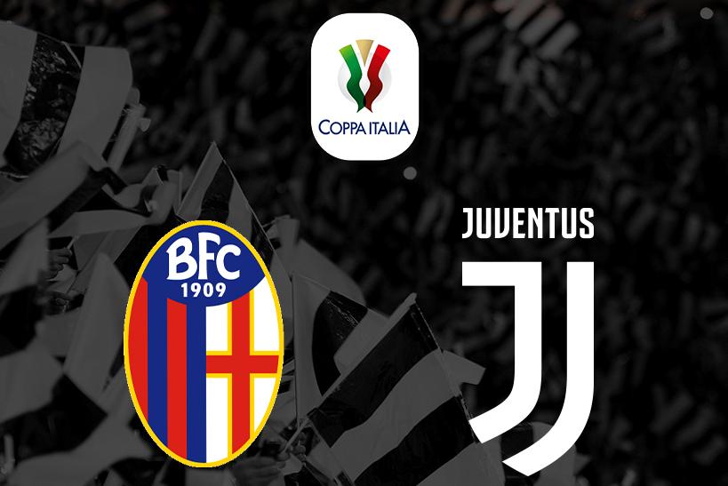 DIRETTA Bologna JUVENTUS Streaming RaiPlay: da vedere in TV su Rai 1 alle 20:45