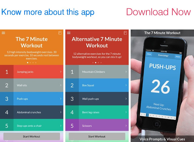 Download 7 Minute Workout for iPhone