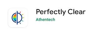 Aplikasi auto fokus Perfectly Clear