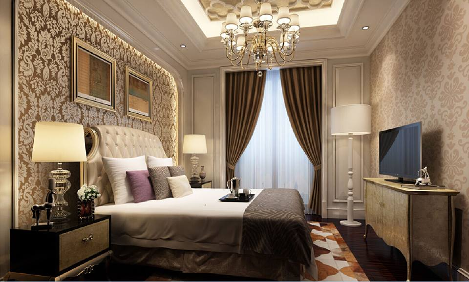 Awesome Modern Master Bedroom Decorating Ideas 2016 For