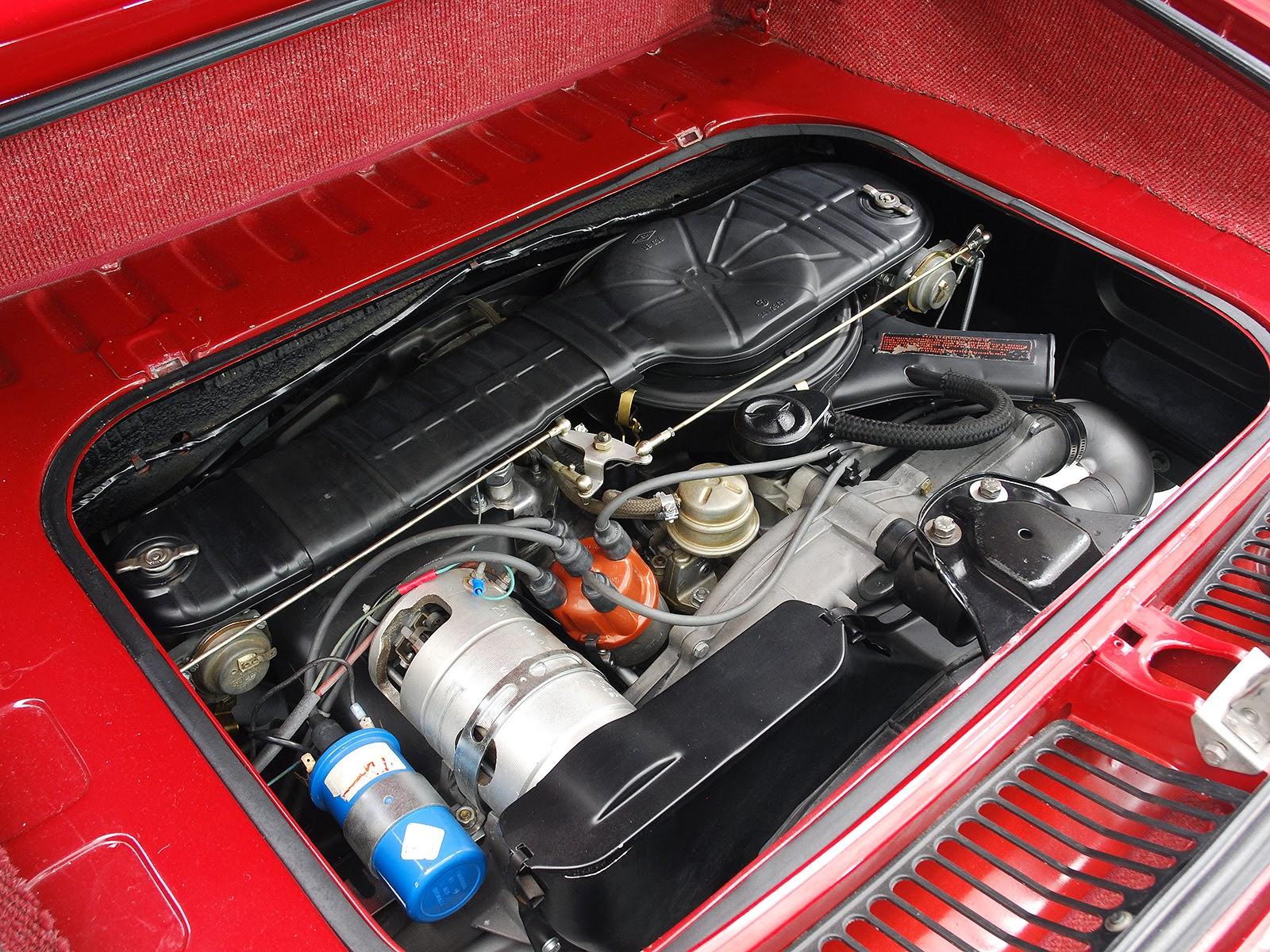1966 Volkswagen Karmann Ghia Type 34 Buy Classic Volks